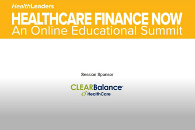 Healthcare Finance Now
